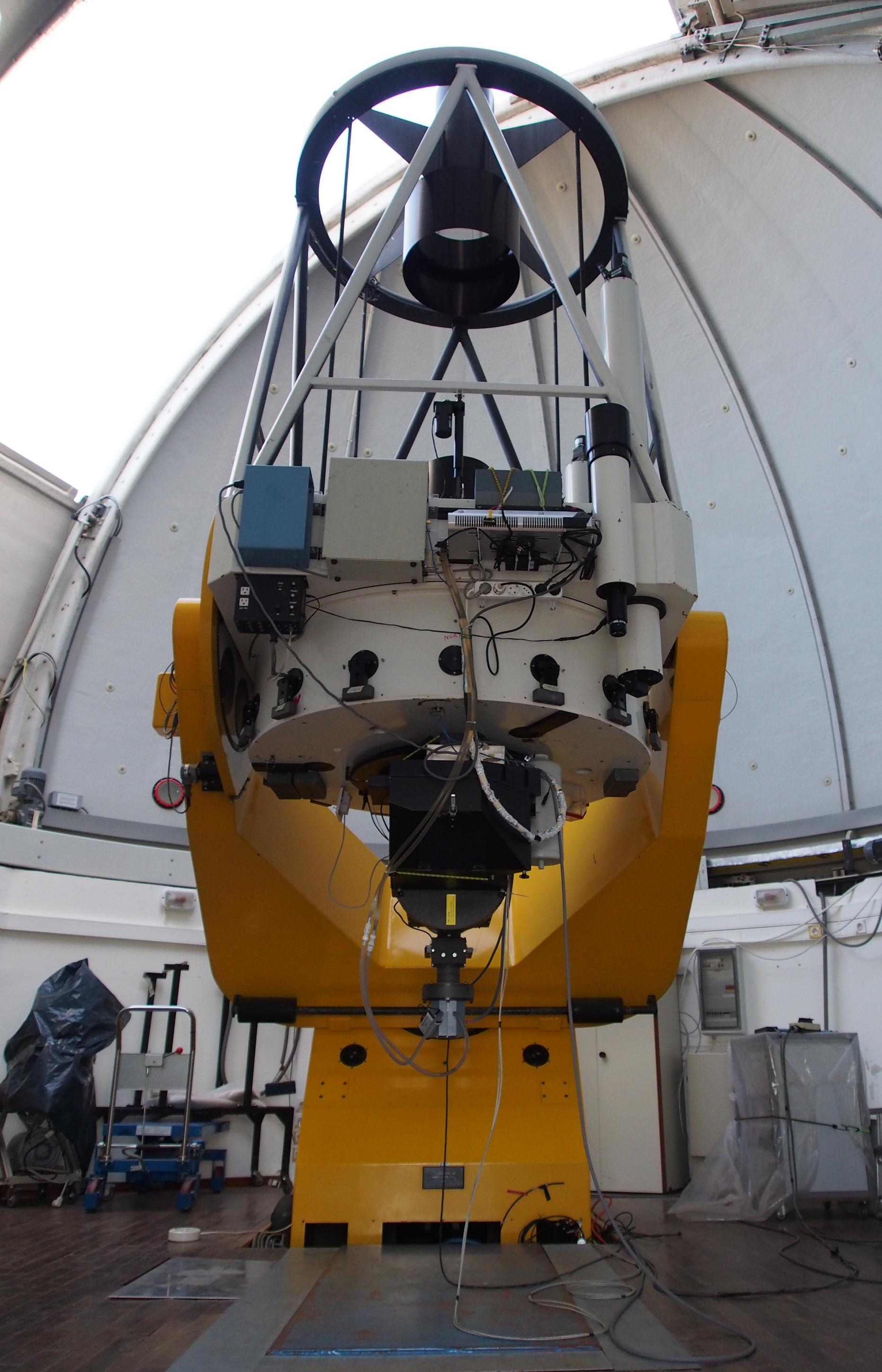 Skinakas 1.3 m telescope