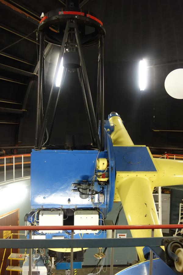 The 40 inch Elizabeth telescope